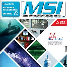 MSI Dergisi Mayıs 2015 Sayısının İngilizce Baskısı Yayımlandı